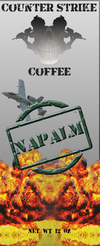 Naplam coffee counter strike coffee company Brazilian Arabica
