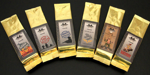 Counter Strike Coffee Sample Pack