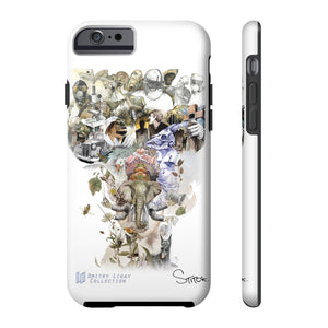Ganesh by Dmitry Ligay iPhone Tough Case