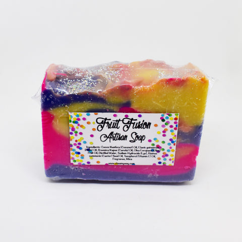 Fruit Fusion Artisan Soap