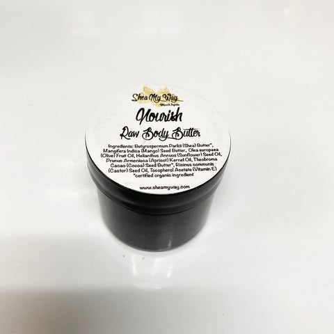 Nourish Raw Body Butter