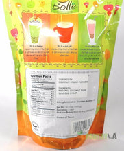 BOLLE  Coconut Premium Powder Mix for Bubble Tea Boba Smoothies Slush 2.2 Lbs.