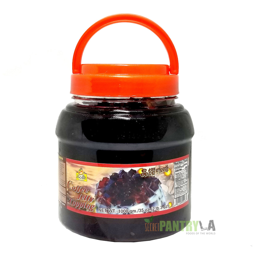 Bolle Coffee Jelly Topping, Bubble Tea 2 lbs. 3 oz.