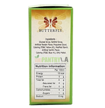 Butterfly Pandan Flavoring Extract 2 Fl. Oz. (60 ml) Pack of 24