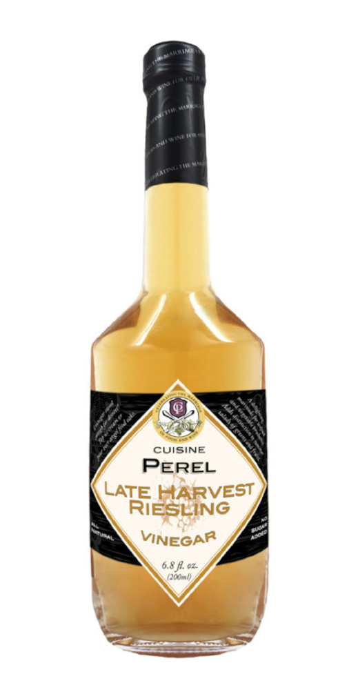 Cuisine Perel Late Harvest Riesling Vinegar 6.8 Fl. Oz. (200 ml)