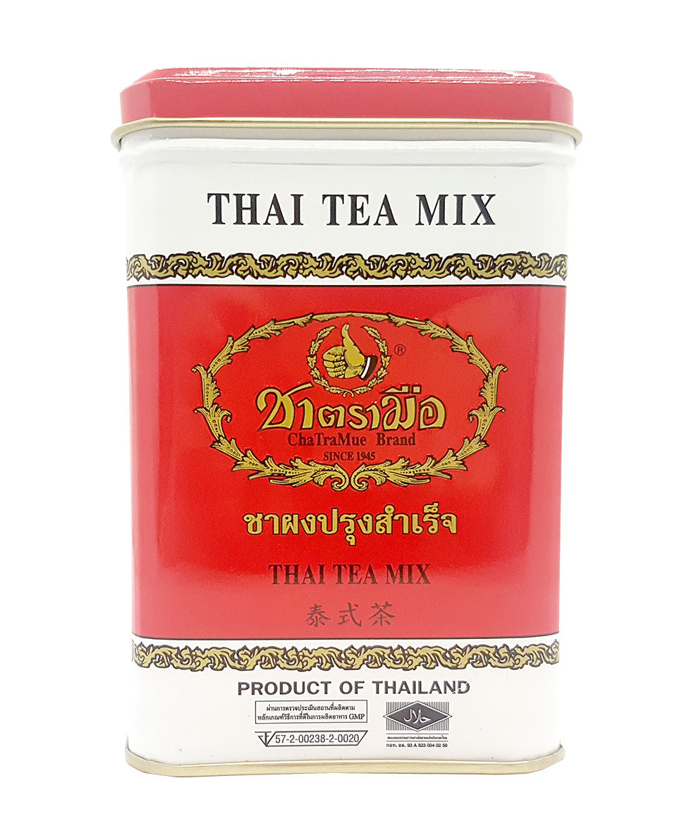 Number One ChaTraMue Thai Tea Red Label Sachet 50 Tea Bags