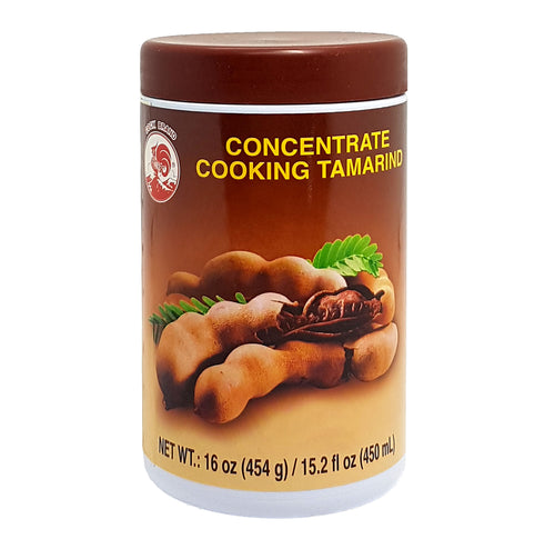 Thai Concentrated Cooking Tamarind Sour by Cock Brand 16 Oz. (454 g)