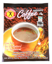 NatureGift COFFEE PLUS Weight Loss Diet with Fiber Ginseng, Vitamins & Minerals 4.7 Oz.