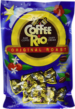 Coffee Rio Pure Coffee & Dairy Cream Oiginal Roast Premium Coffee Candy 12 OZ