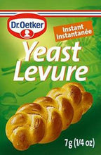 Dr. Oetker Instant Dry Yeast 7g. (Pack of 3)