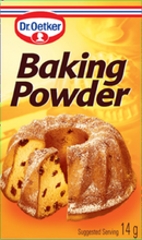 Dr. Oetker Baking Powder 0.50 Oz. (Pack of 6)