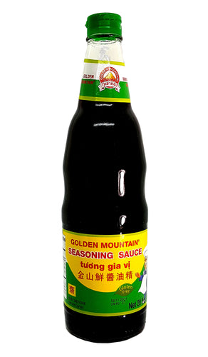 Golden Mountain Seasoning Sauce Thai 20 Fl. Oz.