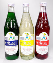 Hale's Blue Boy Syrups, Sala, Cream Soda, and Mali Original Syrups from Thailand
