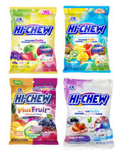 Hi-Chew Variety Pack Gift Set Chewy Fruit Candy by Morinaga 3.53 Oz.