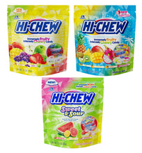Hi-Chew ORIGINAL Mix 4 Flavors Chewy Fruit Candy by Morinaga Stand-Up Bag 12.7 Oz. (360 g)