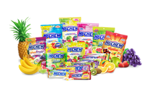 Hi-Chew TROPICAL Mix 4 Flavors Chewy Fruit Candy by Morinaga Stand-Up Bag 12.7 Oz. (360 g)