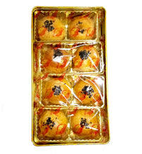 Kam Wah Egg Yolk Pies Mooncake 1 Yolk 560 g. (19.7 Oz.)