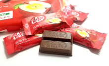 Japanese Kit Kat SHINSHU APPLE Milk Chocolate Limited Edition 10 Mini Bars34.4 Oz.