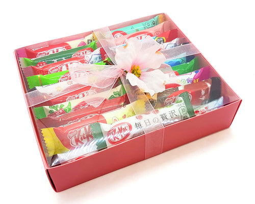 Japanese Kit Kat Special Collection 21 Variety Flavors Limited Edition 21 Mini Bars Gift Boxed