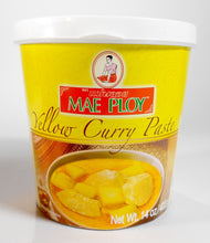 Mae Ploy Authentic Thai Curry Paste 14 Oz. Tub Variety Flavors