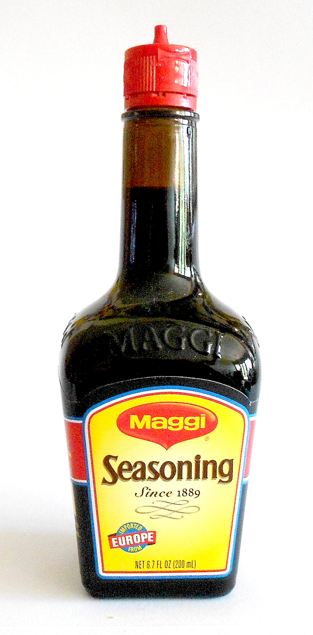 Maggi Europe Seasoning Sauce by Nestle 6.7 Fl Oz.
