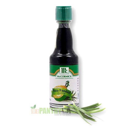 McCormick Buco Pandan Flavoring Extract 20 ml. (Pack of 6)
