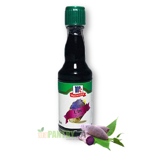 McCormick Ube Purple Yam Flavoring Extract 20 ml (Pack of 24)