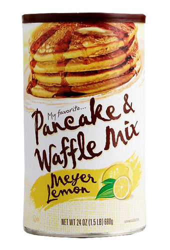 My Favorite Meyer Lemon Pancake Mix 25 Oz.