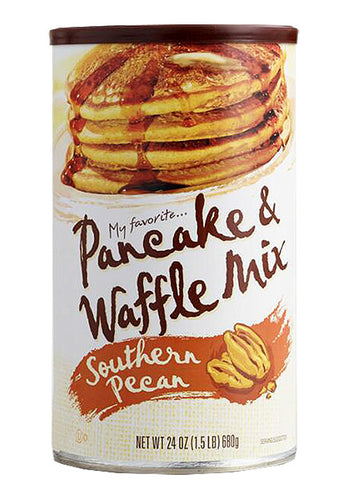 My Favorite Southern Pecan Pancake Mix 16 Oz.