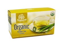 Nature Green Organic Pandan Tea Herbal 30 sachets