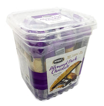 Nonni's Almond Dark Chocolate Biscotti 25 Counts Individually Wrapped 2 lb 1.25 oz