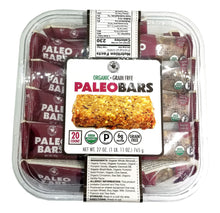 Universal Bakery Organic Grain Free Paleo Bars Individually Wrapped 20 Count 27 Oz.