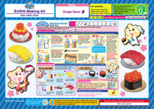 Kracie Popin' Cookin' SUSHI DIY Gummy Making Kit