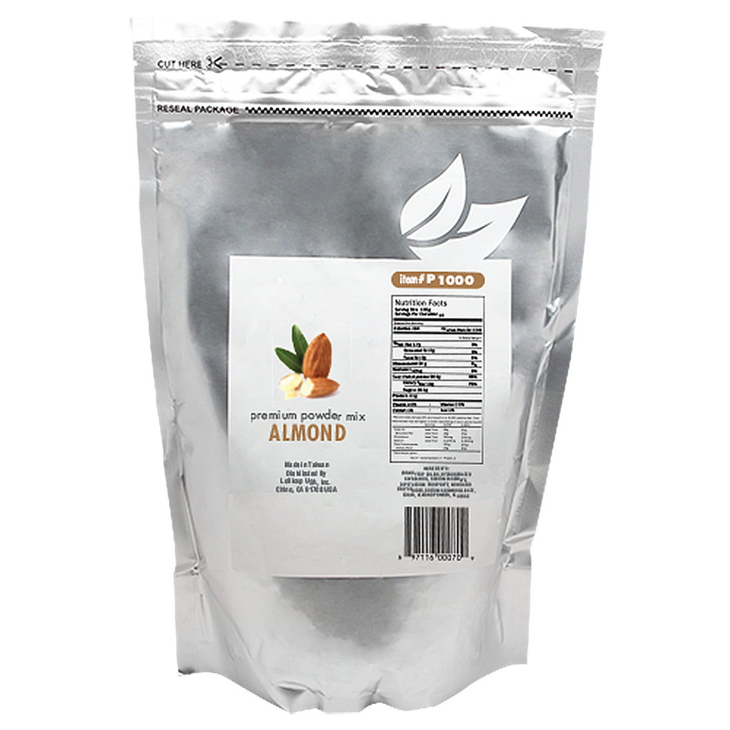 Tea Zone Almond Powder Mix 2.2 lbs. X 10 Factory Case