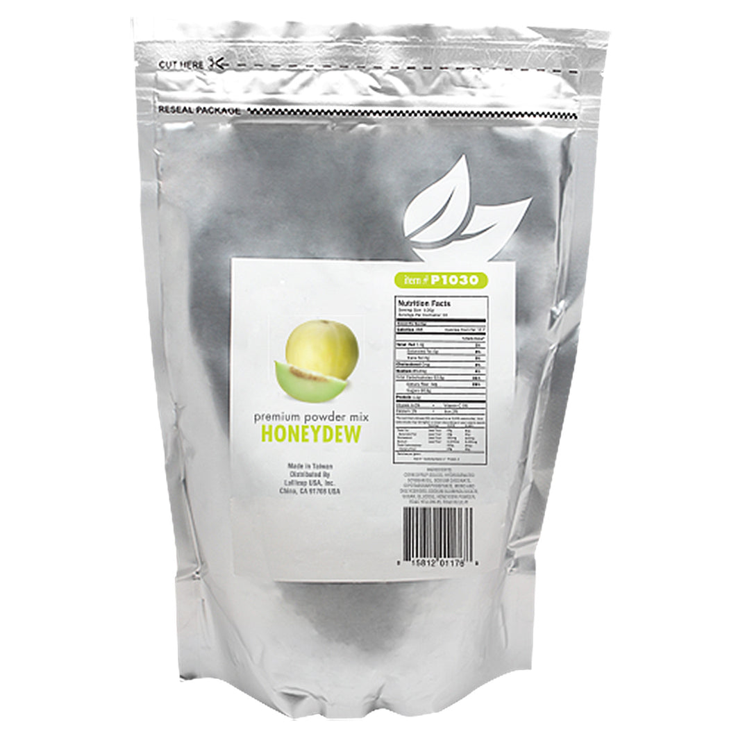 Tea Zone Honeydew Powder Mix 2.2 lbs.