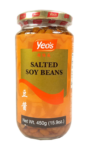 Yeo's Salted Soy Beans Fermented Sauce 15,9 Oz.