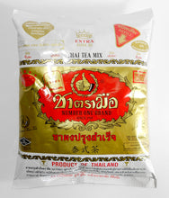Number One ChaTraMue Thai Tea Leaves Mix Premium Gold Label 14 Oz.