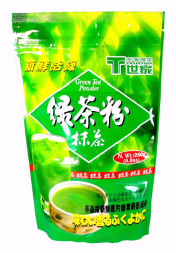 Tradition Matcha Green Tea Powder 8,8 Oz. X 24 Factory Case