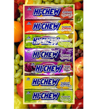 Hi-Chew Stick Chewy Fruit Candy by Morinaga 7 Assorted Flavors 2 Each Flavor (Pack of 14)