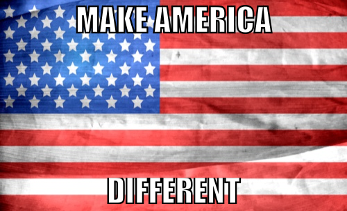 make america different meme