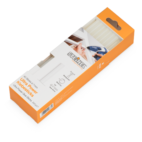 STEINEL Glue sticks, Ø 7 mm Ultra Power (240g)