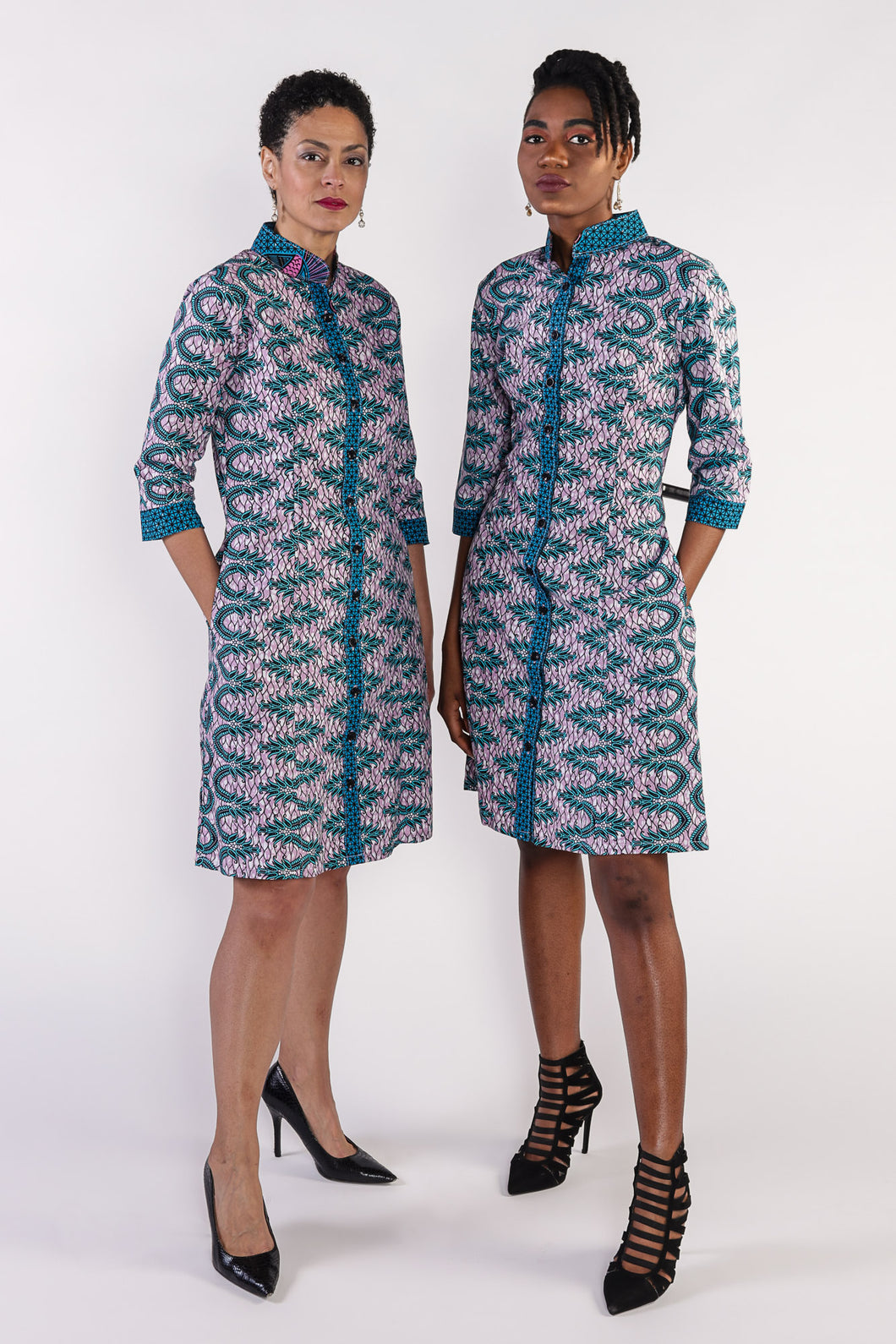 Amorkor Shirt dress