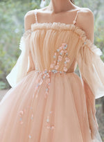 Cute tulle short prom dress homecoming dress