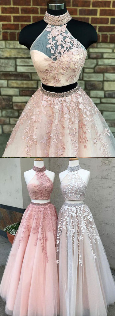 Pink Champagne Prom Dresses