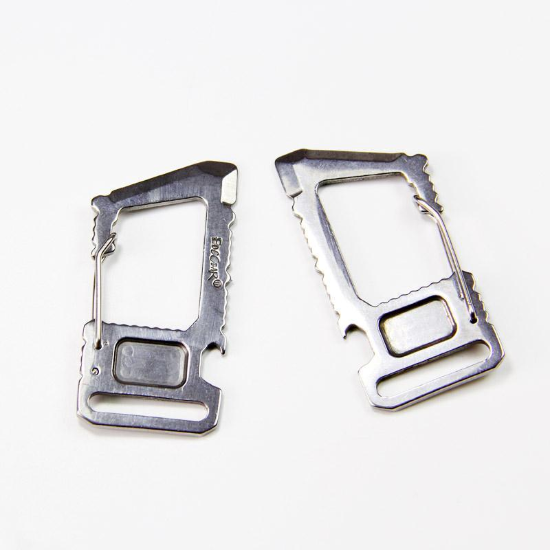 Just Amazingly Multi-functional Carabiner