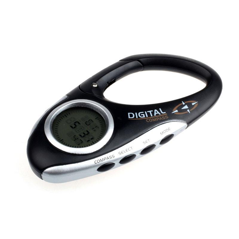 Multi-functional Digital Carabiner