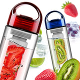 Fruit Infuser Water Bottle - SoCoDeals