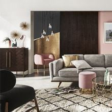 Andrea Scandinavia Furniture Collection