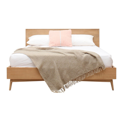Bed Teak Frame Collection