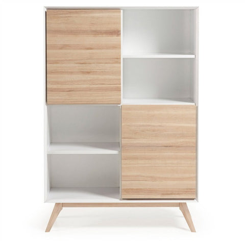 Display Teak Cabinet Collection